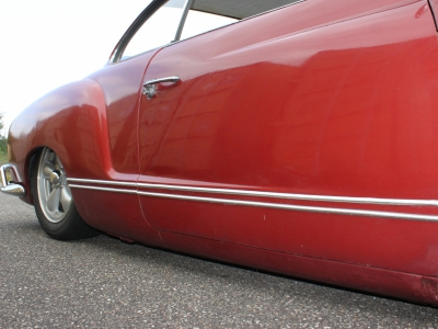 1958 VW Karmann Ghia Lowlight kardinalrot / cardinal red
