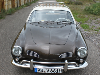 1962 VW Karmann Ghia