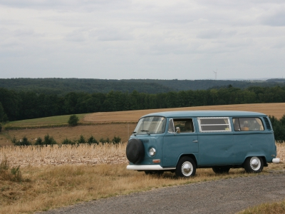 1972 VW T2ab Tin Top Camper