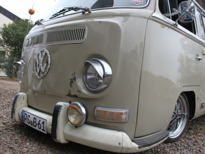 "1969ger VW T2a Deluxe "" Adventure Wagon """