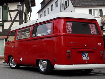 1970 VW T2a Westfalia